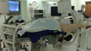 Hip procedure